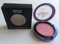 MAC Powder Blush - Rosy   6g / 0.21 oz (Boxed and marked sample)