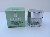 Clinique youth surge night age decelerating night moisturizer    1.7 oz / 50 ml  (BNIB)