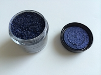 MAC Pigment -  Blue Storm   7.5g/ . 26 oz (UNBoxed)  rare, discontinued