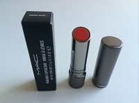 MAC Huggable Lipcolour - Cherry Glaze   3.2 g / 0.11 oz (BNIB)  Discontinued
