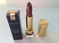 Estee Lauder Pure Color Vivid Shine Lipstick - Burnished Bronze