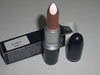MAC Frost  Lipstick -  By Design   3g/ 0.10 oz (Boxed and marked sample)